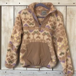 Fleece super warm sweater